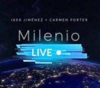 "Iker Jiménez y Carmen Porter presentan ""La noche de Milenio Live"" en el IFEMA de Madrid"