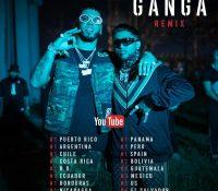 """""""Ganga"""" remix, el tema que todo el mundo está escuchando"""