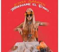 Trínchame el pavo, el nuevo tema de Leticia Sabater