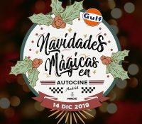Autocine Madrid RACE celebra la Navidad con un evento benéfico el 14 de diciembre