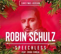 Robin Schulz estrena la versión navideña de Speechless