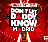 Don't Let Daddy Know vuelve a Madrid