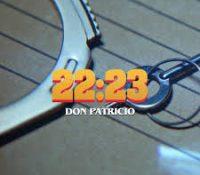 """""""22:23"""", el nuevo single de Don Patricio"""