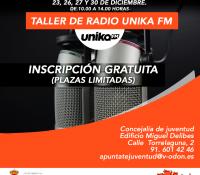 Descubre la radio con el Ayuntamiento de Villaviciosa de Odón y Unika FM
