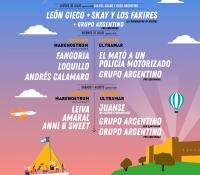 Leiva y Loquillo confirman para Cosquín Rock España