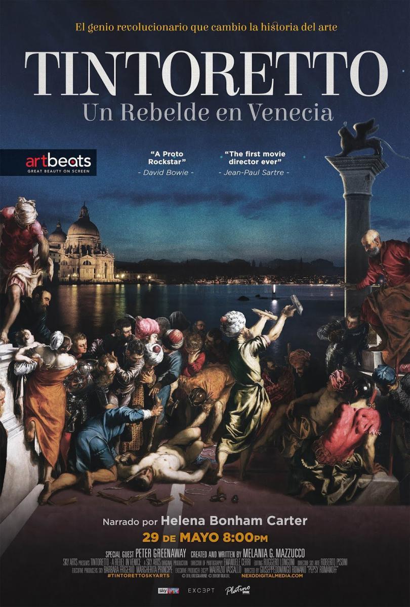 09/01/2020- Tintoretto, un rebelde en Venecia