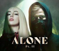 """Alone Pt II"": uniko número 1"