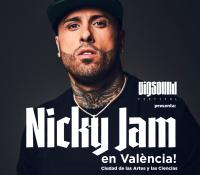 Nicky Jam confirmado en el Festival de música urbana Big Sound