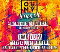 'Oh My Brunch' aterriza con Two Yupa y Teté en 'Oh My Club'