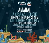 PLANETA SOUND 2020 confirma a Second y Dani Fernandez