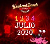 Tres nuevas y grandes confirmaciones en Weekend Beach Festival