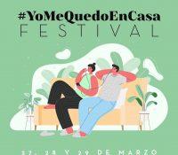 #YoMeQuedoEnCasaFestival vuelve a lo grande con una 3ª edición