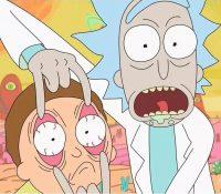 """Nuevo corto de anime de """"Rick y Morty"""""""
