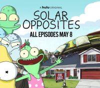 """""""Solar Opposites"""": la nueva comedia animada del cocreador de """"Rick y Morty"""""""