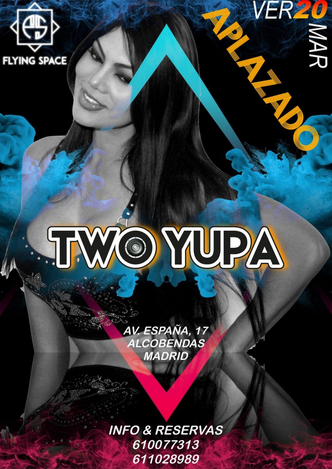 Two Yupa