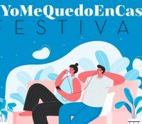 """Se amplía el festival """"Yo Me Quedo En Casa"""" una semana más"""