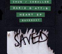 """Chus & Ceballos lanzan su ep """"Heart"""""""