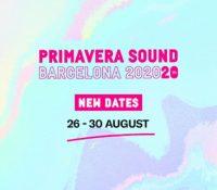 El festival Primavera Sound cambia sus fechas