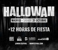 El festival Hallowan ya prepara su siguiente edición