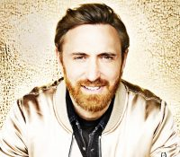 David Guetta hizo un concierto para recaudar dinero para organizaciones benéficas