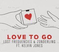"Lost Frequencies y Zonderling vuelven a unirse para la canción ""Love To Go"""
