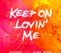 """Keep On Lovin' Me"", la optimista canción del DJ Alesandi"