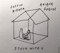 "Ariana Grande y Justin Bieber lanzan ""Stuck with u"""