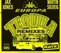 """Jax Jones, Martin Solveig y Raye lanzan los remixes de """"Tequila"""""""