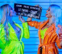 """Le Twins presentan su canción """"Crazy"""" junto a Danielz"""