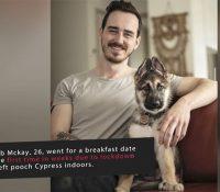 Un perro australiano destroza por completo su nuevo sofá valorado en 5000€