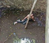 Turista ucraniano es rescatado seis días después tras caer en un pozo abandonado