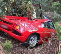 El presentador Paddy McGuinness estrella el Lamborghini Diablo valorado en 300.000 €