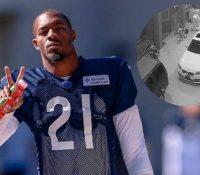 Un jugador de la NFL se lleva un gran susto al encontrarse a dos osos en el garaje de su casa