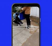Sodar: La nueva app de Google que te ayuda a mantener la distancia de seguridad