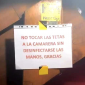 Un bar de Gijón en el ojo del huracán por un cartel sexista