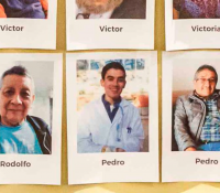 Jordi 'El niño polla' aparece en un homenaje por las víctimas del coronavirus en Perú