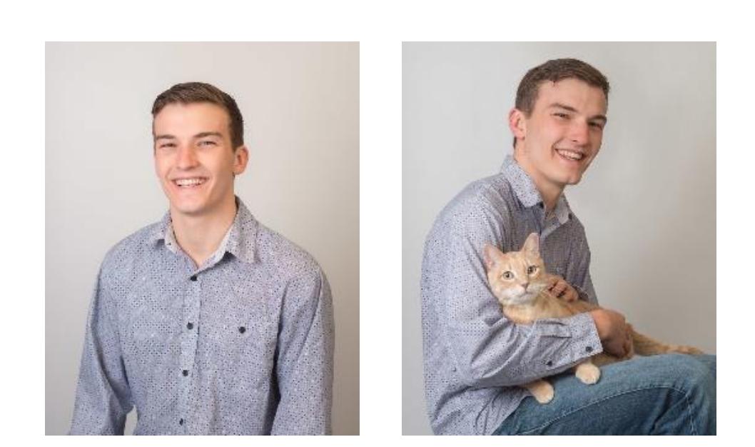 Hombres, si queréis ligar no poséis junto a vuestros gatos
