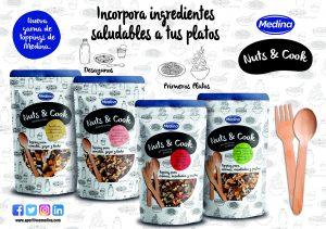 NUTS & COOK Aperitivos Medina