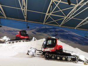 Reapertura Madrid SnowZone
