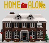 LEGO anuncia que recreará la casa McCallister de la película 'Solo en casa'