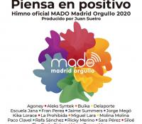 """""""Piensa en positivo"""" es el himno oficial del Orgullo 2020"""