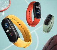 Xiaomi lanza el nuevo modelo de su pulsera deportiva: Mi Band 5