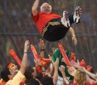 Hoy cumpliría 82 años Luis Aragonés