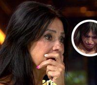 La reacción de Maite Galdeano y Cristian Suescun tras enterarse del robo de su casa