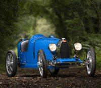 Bugatti vende su primer coche eléctrico para niños desde 35.000 dólares