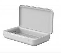 El nuevo cargador inalámbrico de Samsung que promete desinfectar tu móvil con luz UV