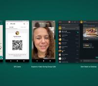 WhatsApp estrena los 'stickers' animados y los códigos QR para añadir nuevos contactos