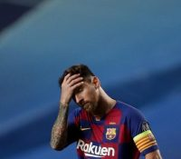 Crisis en el Barça: peligra hasta Messi