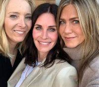 Premios Emmy 2020: El reencuentro de las actrices de 'Friends'