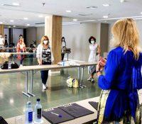 'Maestros de la costura 4' inicia los castings presenciales en Madrid
